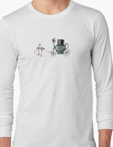 Alice Goes to California Long Sleeve T-Shirt