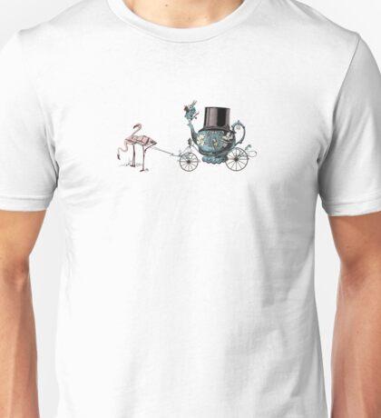 Alice Goes to California Unisex T-Shirt