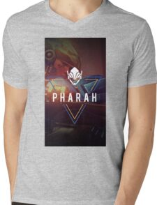 OVERWATCH PHARAH Mens V-Neck T-Shirt
