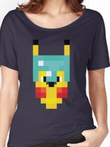 Pixel PokeCraft Women's Relaxed Fit T-Shirt
