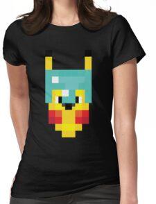 Pixel PokeCraft Womens Fitted T-Shirt