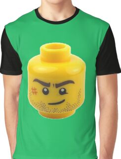 lego man Graphic T-Shirt