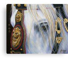 The Lion Tamer Canvas Print