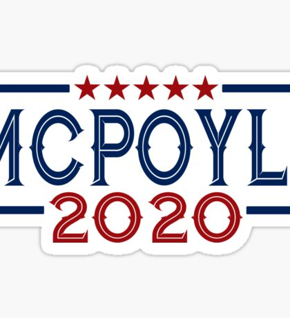 It's Always Sunny - McPoyle 2020 Sticker