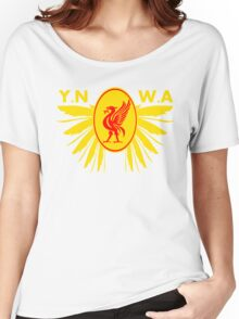 Liverpool - Ynwa Women's Relaxed Fit T-Shirt