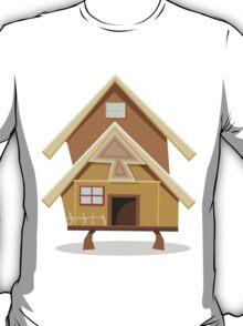 Tiki House T-Shirt