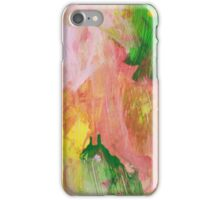 Sunset Over Trees iPhone Case/Skin