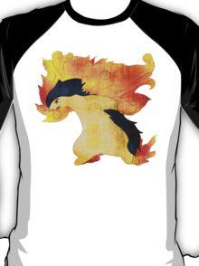 Typhlosion- The Volcano Pokemon T-Shirt
