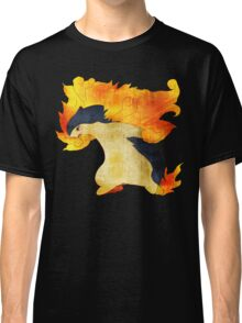Typhlosion- The Volcano Pokemon Classic T-Shirt