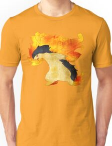 Typhlosion- The Volcano Pokemon Unisex T-Shirt