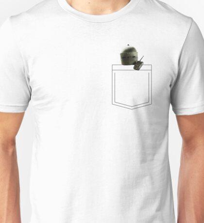 Pocket Chanka Unisex T-Shirt