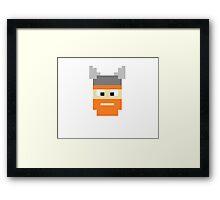 Ginger Dwarf Framed Print