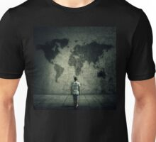 imaginary travel Unisex T-Shirt