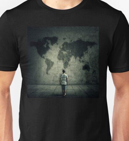imaginary travel Unisex T-Shirt