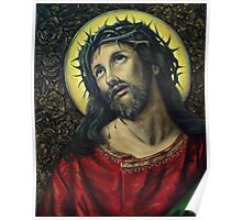 Suffering Christ Poster