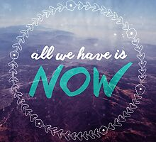 All We Have by hannahison
