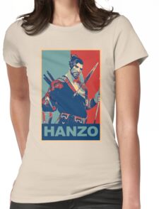 OVERWATCH HANZO Womens Fitted T-Shirt