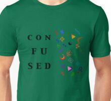 Confused Unisex T-Shirt