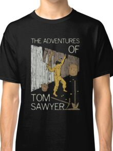 Books Collection: Tom Sawyer Classic T-Shirt