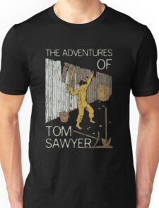 Books Collection: Tom Sawyer Unisex T-Shirt