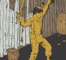 Books Collection: Tom Sawyer Sticker