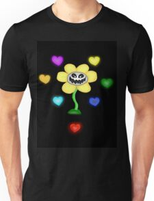 Flowey and the Souls Unisex T-Shirt