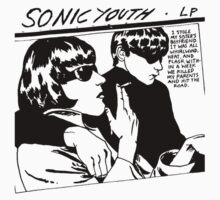 sonic youth - Comic One Piece - Short Sleeve
