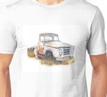 Kazart Rusty Truck Unisex T-Shirt