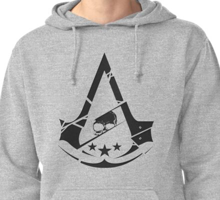 Assassin's Creed Hybrid Insignia  Pullover Hoodie