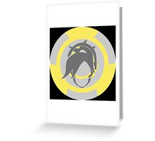 OVERWATCH MECRY Greeting Card