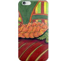 409 - ALLIGATOR SNAPPING TURTLE - DAVE EDWARDS - COLOURED PENCILS - 2014 iPhone Case/Skin