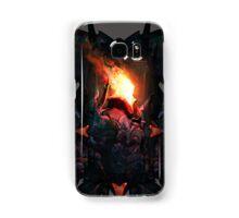 Black Knight II Samsung Galaxy Case/Skin