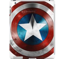 captain america iPad Case/Skin