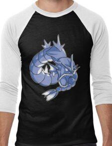 G for G-yarados Men's Baseball ¾ T-Shirt