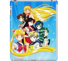 Sailor Moon S Team Version 2 iPad Case/Skin