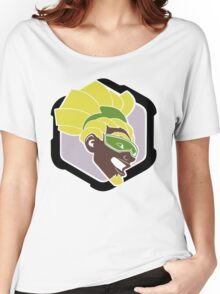 OVERWATCH LUCIO Women's Relaxed Fit T-Shirt