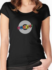 Howzit! Women's Fitted Scoop T-Shirt