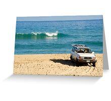 Beach Life Greeting Card