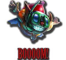 Ziggs - Boooom by Bells94