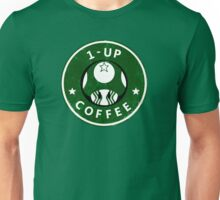 1-UP COFFEE Unisex T-Shirt