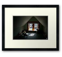 A Childs Space Framed Print