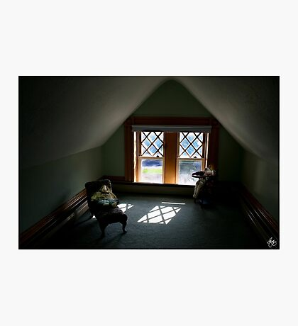 A Childs Space Photographic Print
