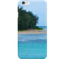 Loan Swimmer iPhone Case/Skin
