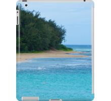Loan Swimmer iPad Case/Skin