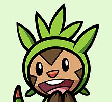 Chespin by Pepooni