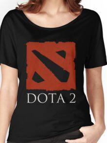 Dota 2 Women's Relaxed Fit T-Shirt