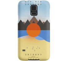 STN MTN Chained Samsung Galaxy Case/Skin