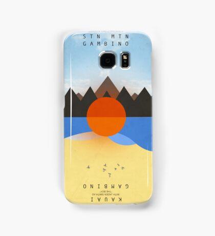 STN MTN Chained Samsung Galaxy Case/Skin