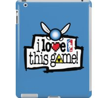 I love this Game ( Zelda) iPad Case/Skin