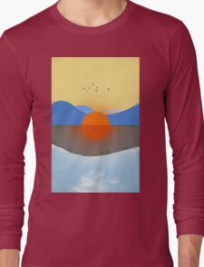 KAUAI No Text Long Sleeve T-Shirt